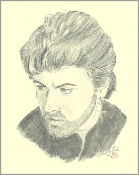 George Michael por jinsei